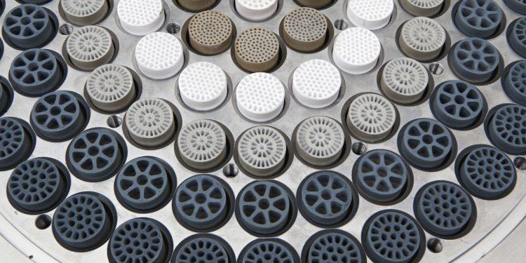 Filtri tangenziali in ceramica